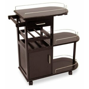 Bar Cart by Luxury Home