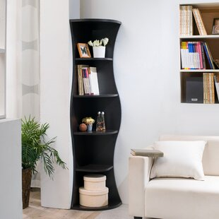 5 Shelf Corner Bookcases Youll Love
