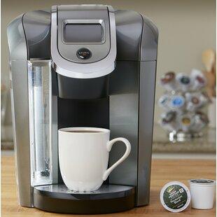 K575 Single Serve K Cup Pod Coffee Maker