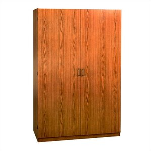 Marian Oak 2 Door Armoire by Red Barrel Studio