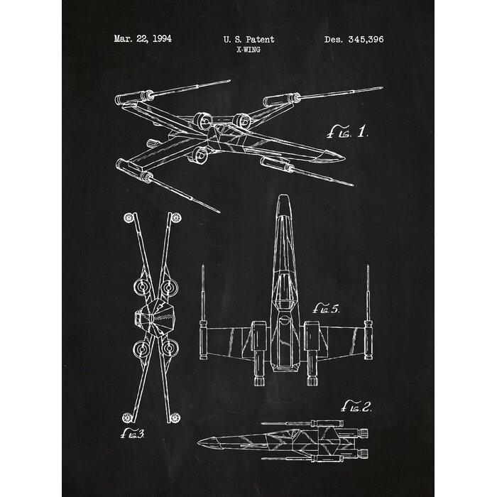 Williston forge star wars x wing 2 blueprint graphic art reviews star wars x wing 2 blueprint graphic art malvernweather Gallery