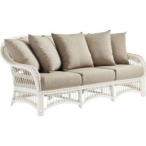 Plantation Sofa With Cushions