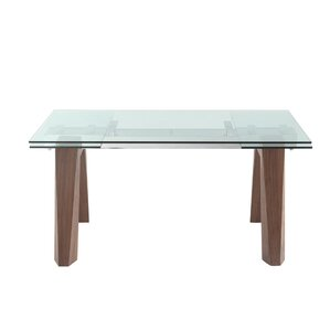 Valencia Extendable Dining Table by White..