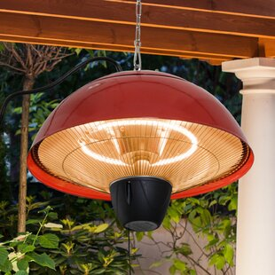 Outdoor Electric Patio Heater by Vintage Boulevard