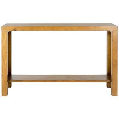 Millwood Pines Dowdy Console Table