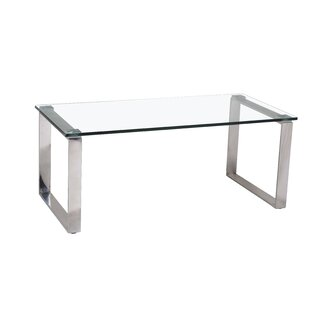Messancy Glass Coffee Table