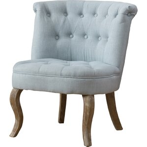 Montreuil Tufted Barrel Chair by Lark Manor