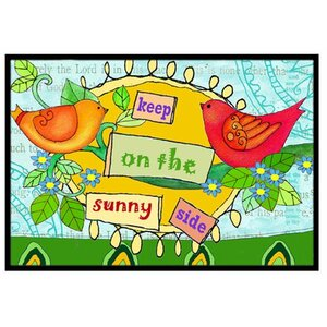 Keep on the Sunny Side Doormat
