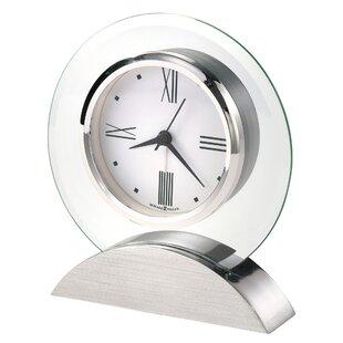 Disco Ball Glass Desk Clock Clocks