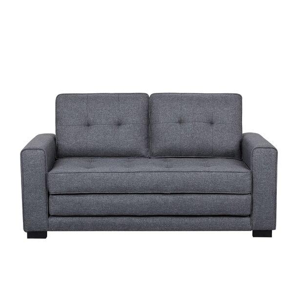Wrought Studio Duke Sleeper Sofa U0026 Reviews | Wayfair