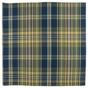 Highland Plaid Tablecloth