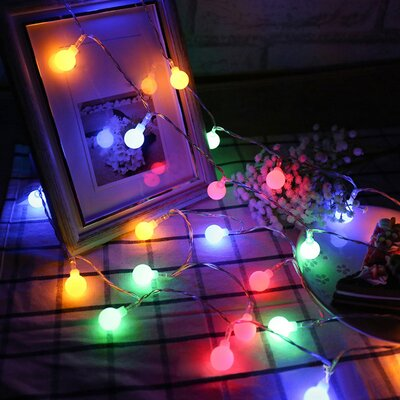 Outdoor String Lights You Ll Love In 2019 Wayfair