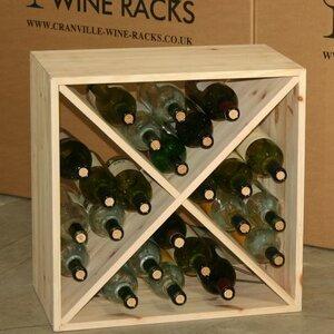 Weinregal für 24 Fl. von Cranville Wine Racks