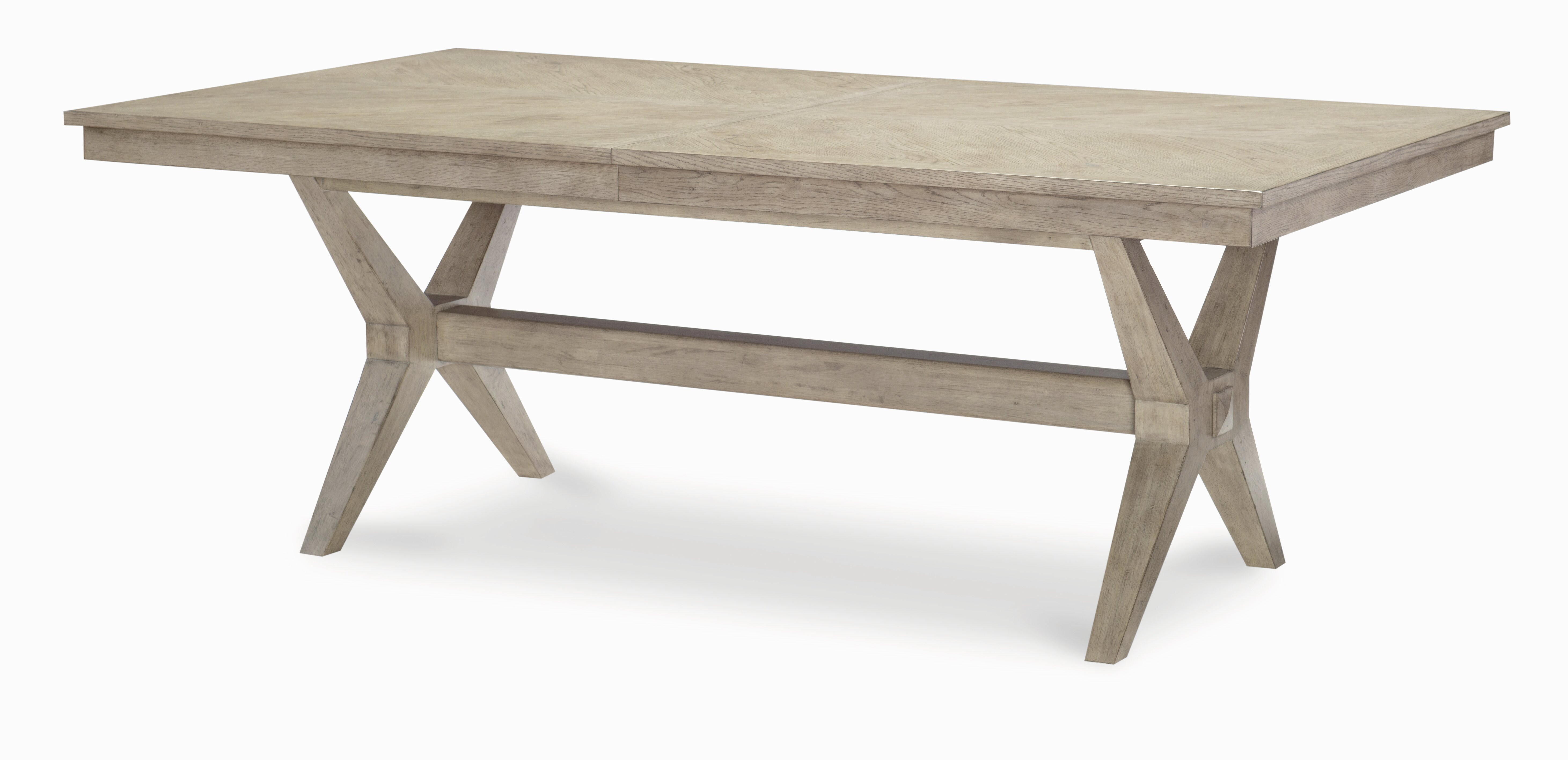 Amina complete trestle dining table reviews joss main