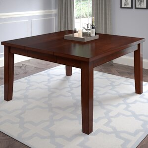 Hentz Extendable Dining Table by Red Barr..