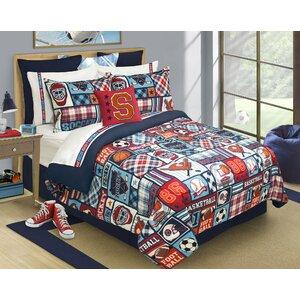Gerardo 3 Piece Full/Queen Comforter Set