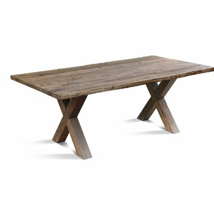 Ring Solid Wood Dining Table