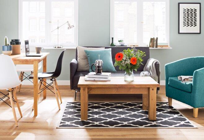 gewusst wie kleine wohnungen einrichten. Black Bedroom Furniture Sets. Home Design Ideas