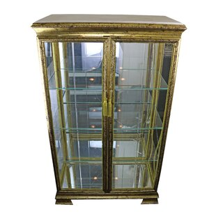 Constance Lighted Curio Cabinet