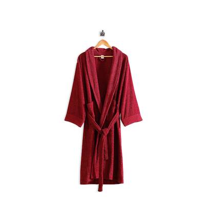 b7f7427cde Jerdon Telegraph Hill Luxury Terry Cloth Bathrobe   Reviews
