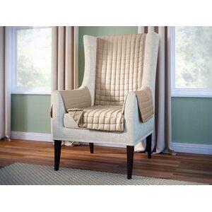 Wayfair Basics Box Cushion Wingback Slipcover