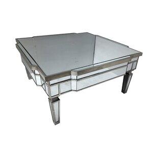 Mirrored Coffee Tables Wayfaircouk - Wayfair mirrored coffee table