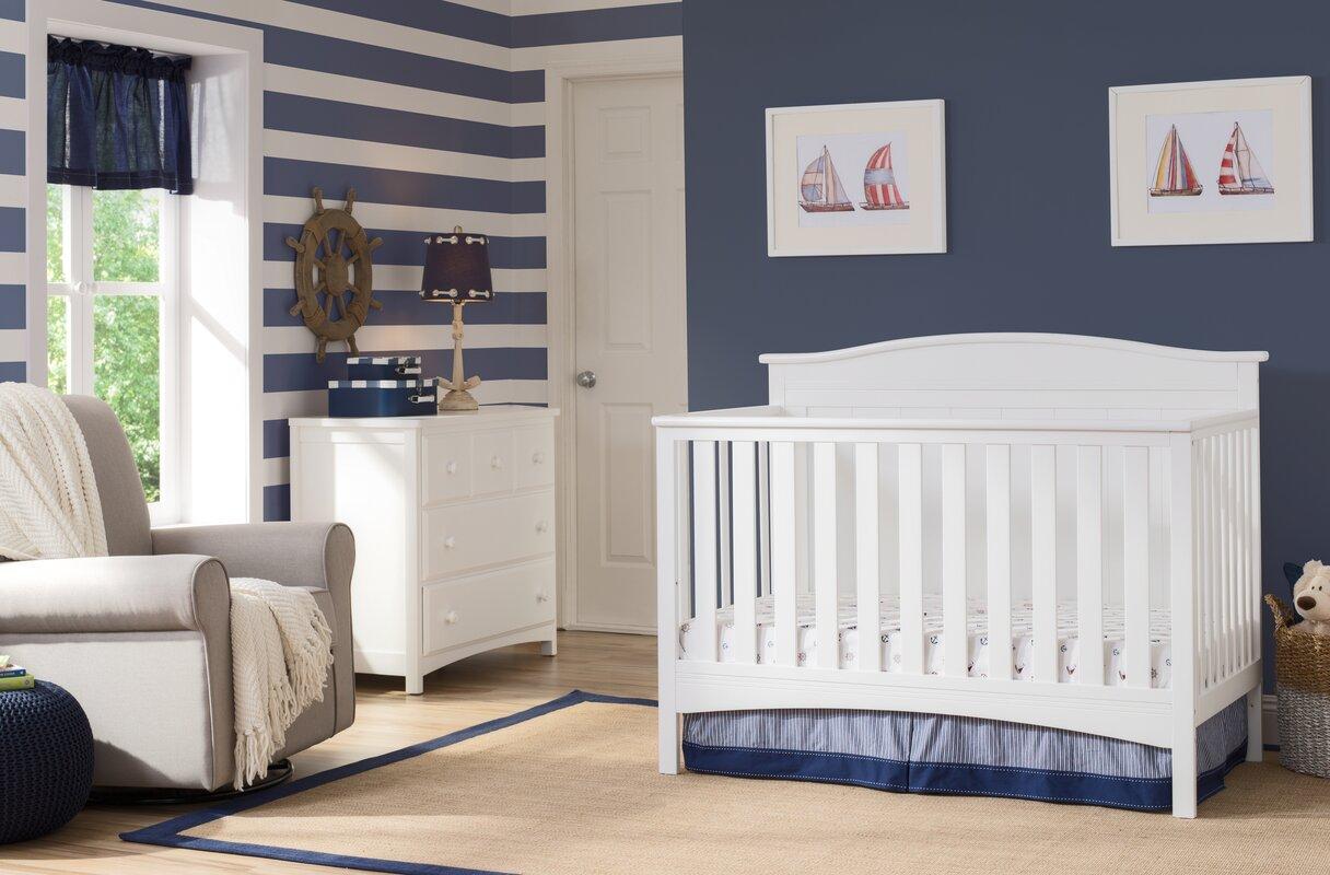 Delta Children Bennett 3 In 1 Convertible Crib Amp Reviews