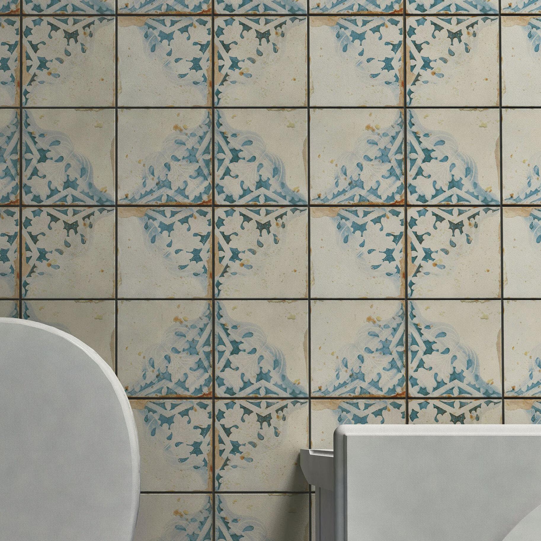 13 X 13 Ceramic Tiles Zef Jam