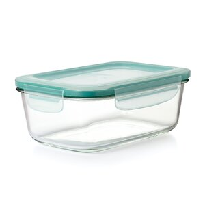 Good Grips Snap Glass Rectangle 64 Oz. Food Storage Container