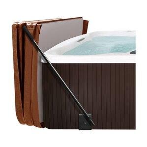 cover lifter for square u0026 rectangle spas - Wayfair Hot Tub