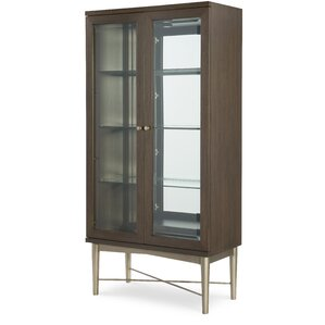 Soho by Rachael Ray Home Lighted Curio Cabinet by Rachael Ray Home by Legacy Classic