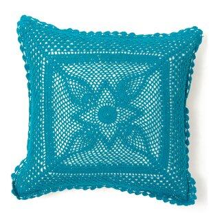 Crochet Pillow Shams Wayfair