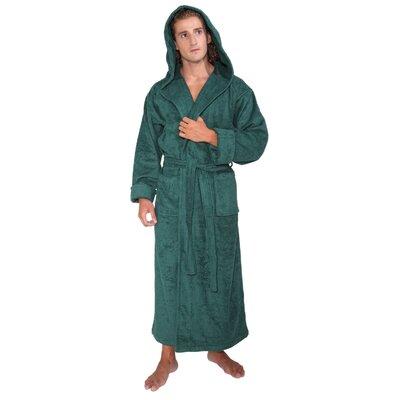 c418f8b2ac Bulloch Men s Hood n 100% Cotton Terry Cloth Bathrobe
