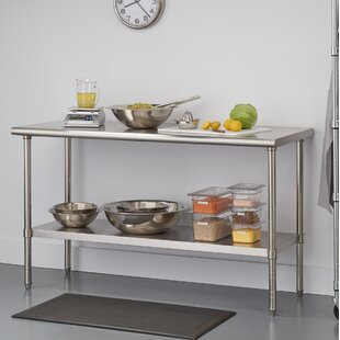 Christner EcoStorage Prep Table