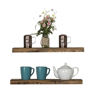Evonne Floating Shelf (Set Of 2)
