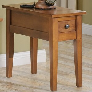Rayburn Rectangle End Table by Andover Mills