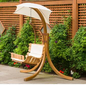 Merveilleux Swing Chair With Stand