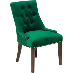green dining chairs joss main. Black Bedroom Furniture Sets. Home Design Ideas