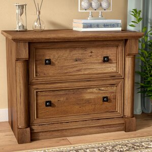 Sagers 2 Drawer Lateral Filing Cabinet