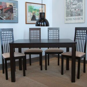 Moderna 5 Piece Dining Set by Wildon Home ?