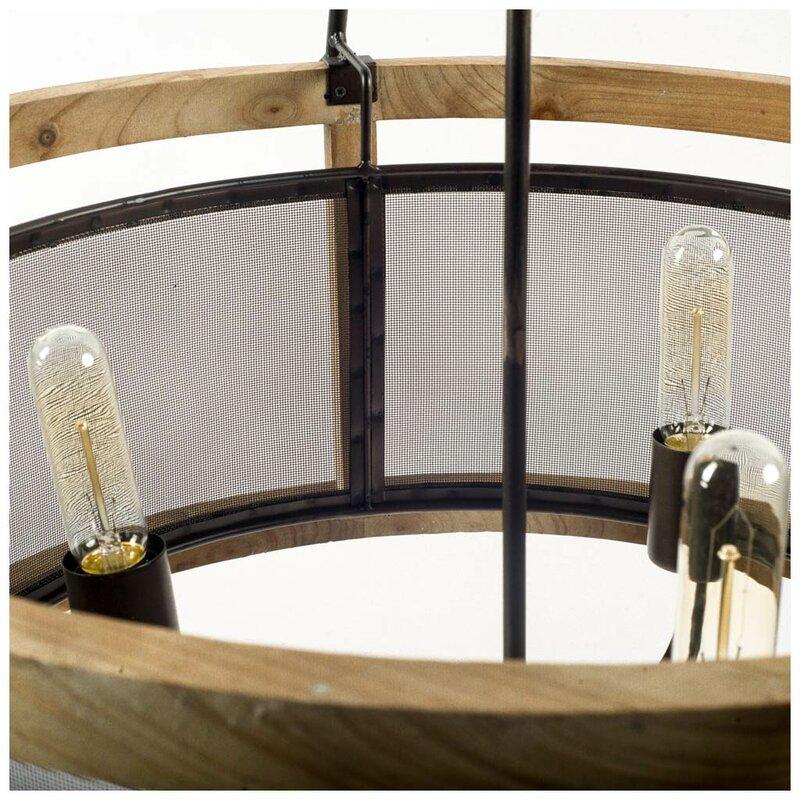 Gracie oaks millstone 3 light lantern chandelier wayfair millstone 3 light lantern chandelier mozeypictures Images