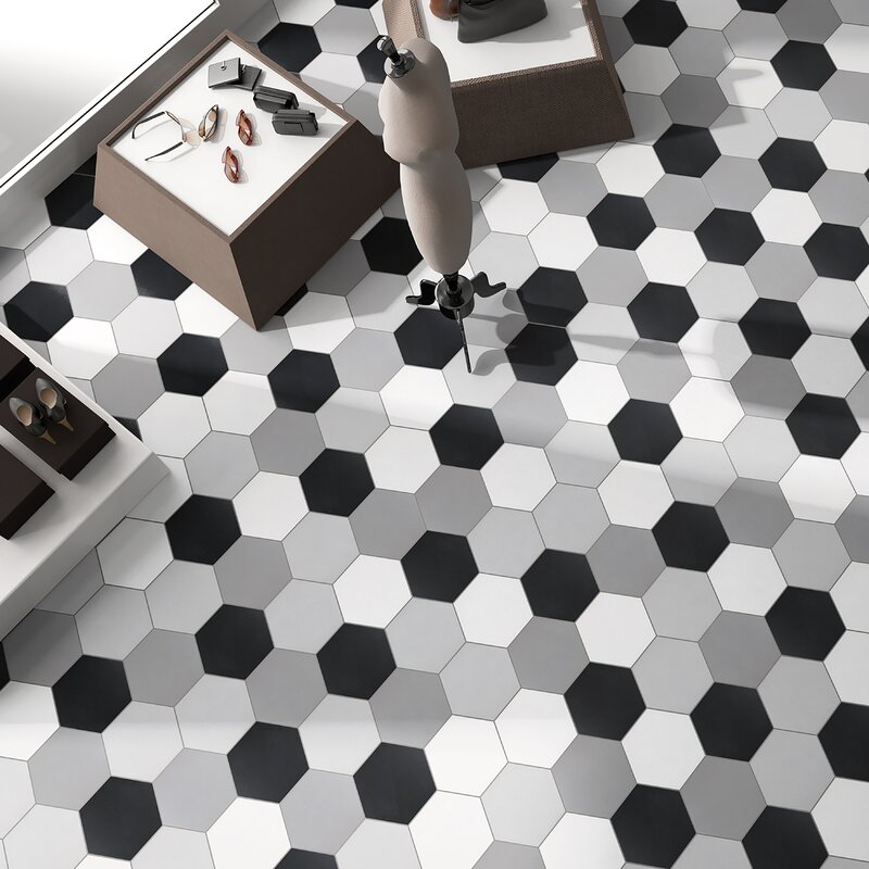 Hexagon Tile The Tile Home Guide
