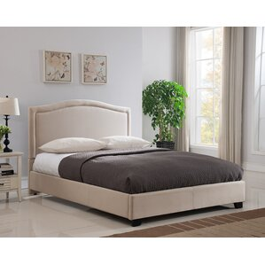 Annapolis Upholstered Platform Bed by Mantua Mfg. Co.