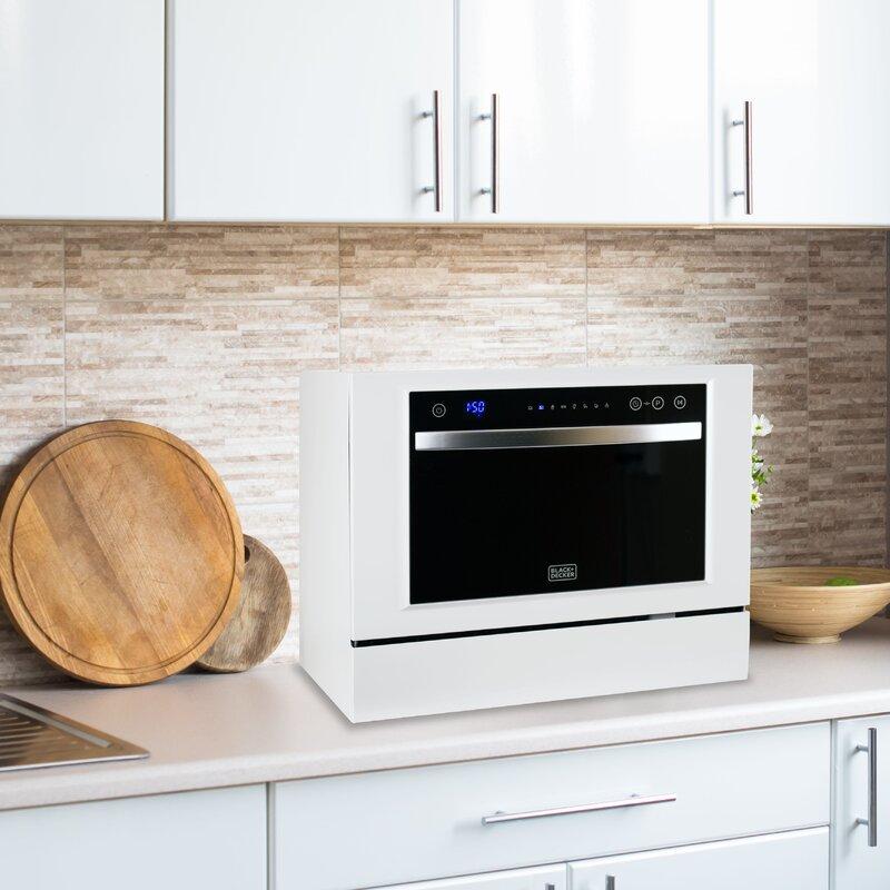 21 5 Countertop Dishwasher