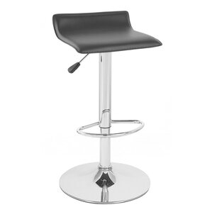 Sigma Adjustable Height Swivel Bar Stool (Set of 4) by Vandue Corporation
