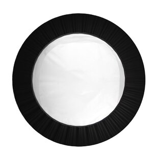 Black Round Mirrors You Ll Love Wayfair