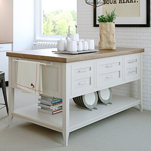 kira kitchen island - L Shaped Kitchen Island