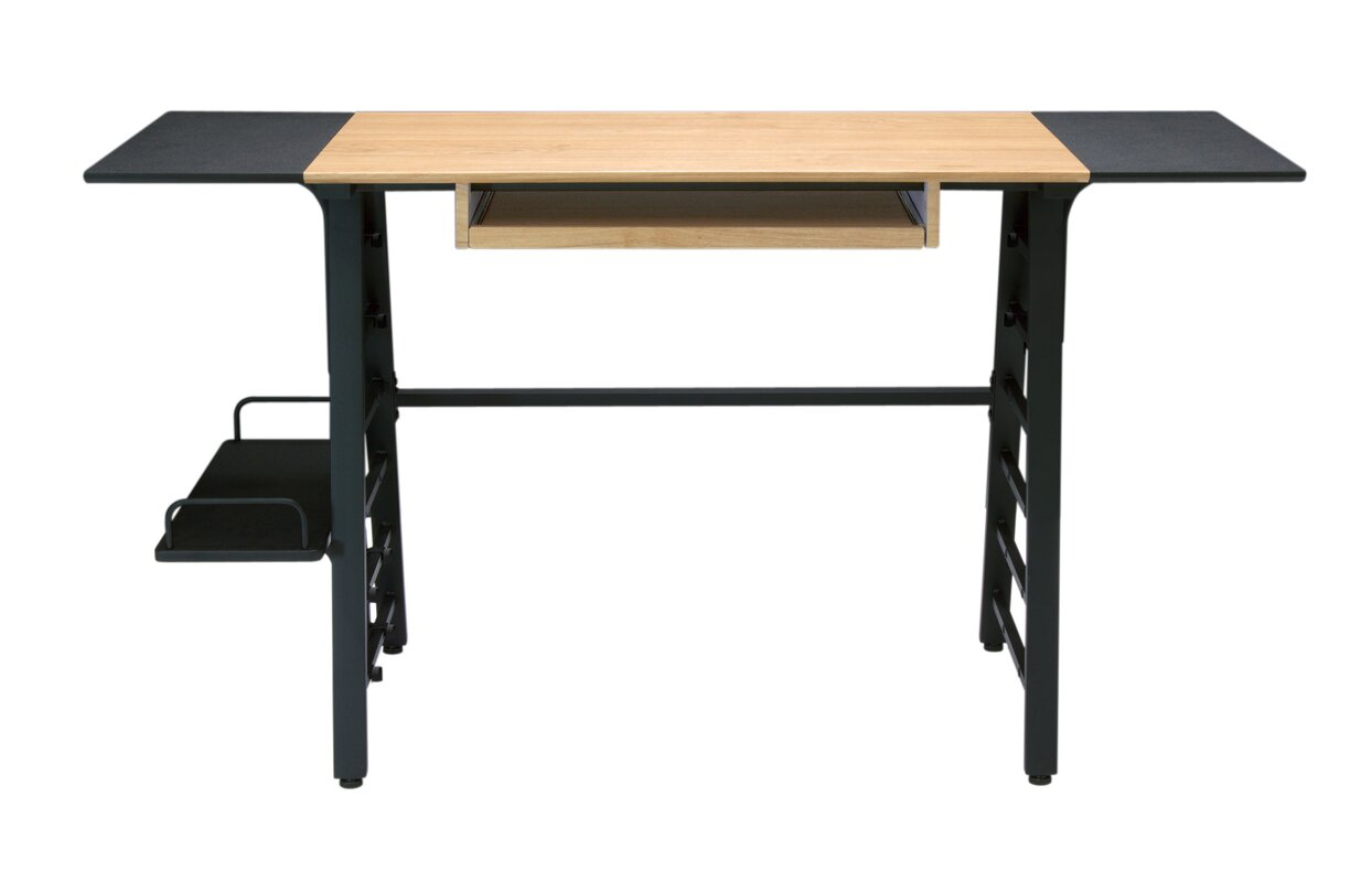 Calico Designs Computer Desk With Keyboard Shelf Amp Reviews