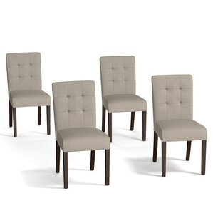Isidora Parsons Chair (Set of 4) by Brayden Studio