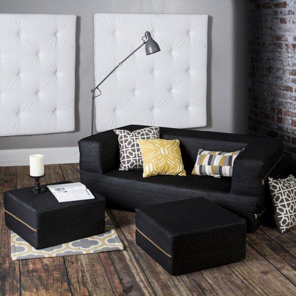 Indigo Denim Sofa | Wayfair
